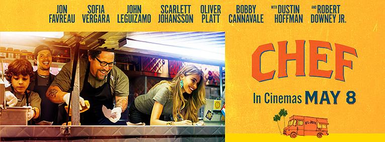 Chef Movie Banner Web