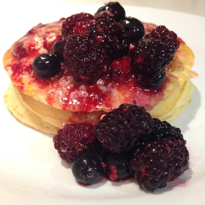 Pancakes_berries