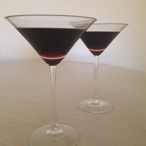COOK BOOK_Martini